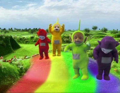 Así son los nuevos 'Teletubbies 2015' en el remake de BBC