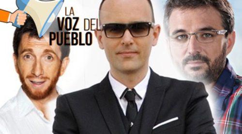La Voz del Pueblo VIP sobre Pablo Motos vs Risto Mejide vs Jordi Évole: ¿Quién lleva mejor las entrevistas a políticos?