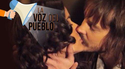"""La Voz del Pueblo sobre el sexo en 'Águila Roja': Las sorprendentes reacciones de los espectadores ante la escena """"más caliente"""""""