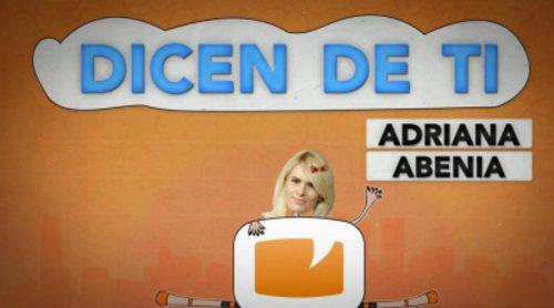 Adriana Abenia se enfrenta a todo lo que se dice de ella en la red