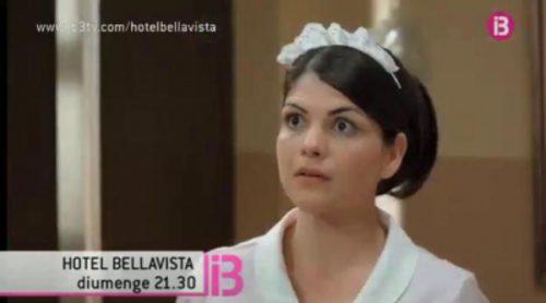 Avance del tercer capítulo de 'Hotel Bellavista', la nueva comedia de IB3