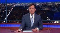 Stephen Colbert se emociona al mostrar su apoyo por los atentados de París