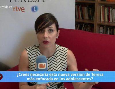 ¿Era necesario adaptar 'Teresa' para el público adolescente? Sus protagonistas responden