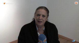 """Terele Pávez: """"'Teresa' tendría que salir en cines, o cada dos días en televisión"""""""
