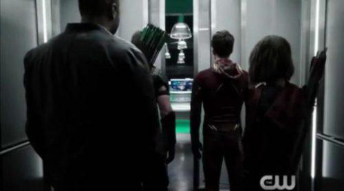 El crossover entre 'The Flash' y 'Arrow' está cada vez más cerca: ¡y ya hay imágenes!