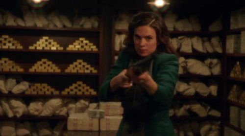 Primera promo de la segunda temporada de 'Agent Carter'