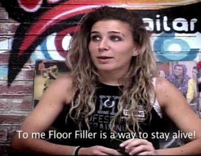 Así presenta Strix internacionalmente su formato 'Floor Filler'. ¿Te suenan las imágenes?
