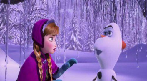 """'Cine 5 estrellas' estrena """"Frozen: el reino del hielo"""" este sábado 12 de diciembre a las 22:00"""