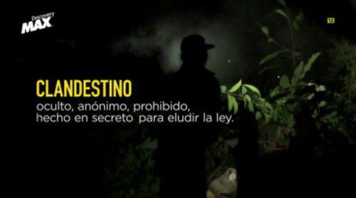 Promo de 'Clandestino con David Beriain', la próxima apuesta de Discovery MAX