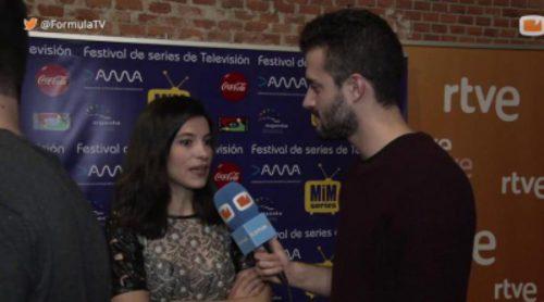 Lo que le llevó a Irene Visedo a retomar su papel de Inés Alcántara en 'Cuéntame'