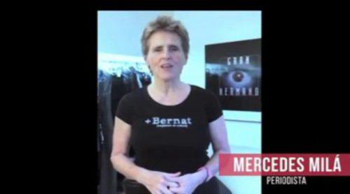 """Mercedes Milá: """"Estoy a favor de una televisión pública e independiente"""""""