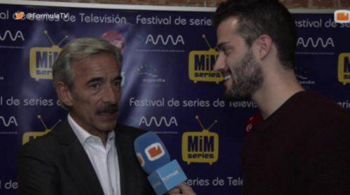 """Imanol Arias: """"El productor de 'Cuéntame' quiere llegar hasta las Olimpiadas del 92"""""""