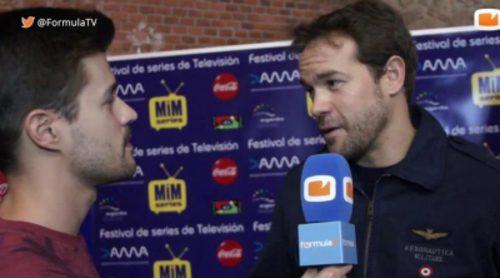 """Juan Dávila: """"Se ha recortado y editado de nuevo 'El incidente' para darle ritmo, el espectador de ahora tiene menos paciencia"""""""