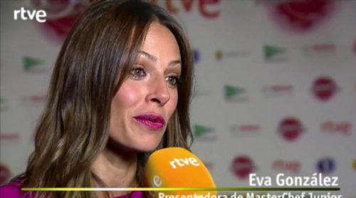 """Eva González: """"El nivel de los niños ha sido tan alto que nos hemos visto obligados a cambiar las pruebas sobre la marcha"""""""