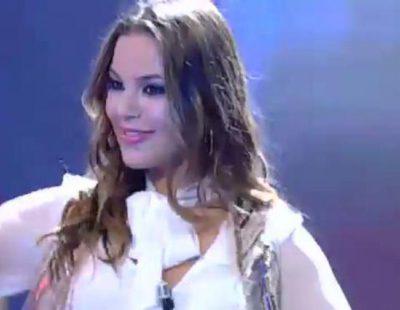 """María Isabel vuelve a cantar """"Antes muerta que sencilla"""" en televisión, 11 años después"""