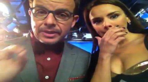 Àngel Llácer y Chenoa invitan a los espectadores a las Campanadas 2015 en TV3