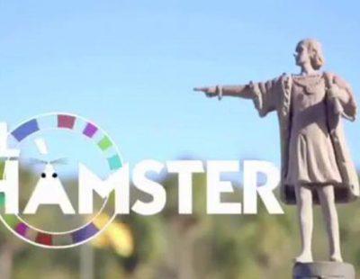 Así es la cabecera de 'El hàmster', el nuevo programa de 8tv