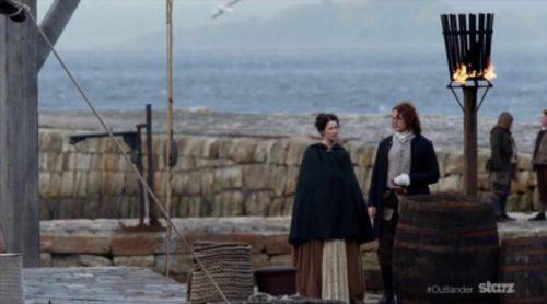 'Outlander' desvela sus armas en el primer tráiler de su segunda temporada