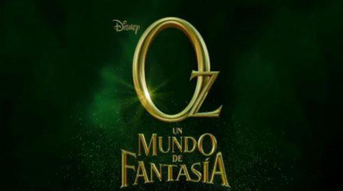 """'Cine 5 estrellas' estrena """"Oz: Un mundo de fantasía"""" el sábado 5 de diciembre"""