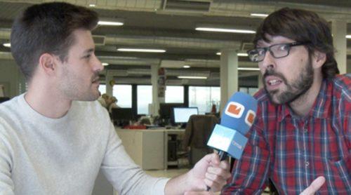 """Quique Peinado: """"Ojalá Llum Barrera se quede como fija en 'Zapeando', es una cómica como pocas hay en España"""""""