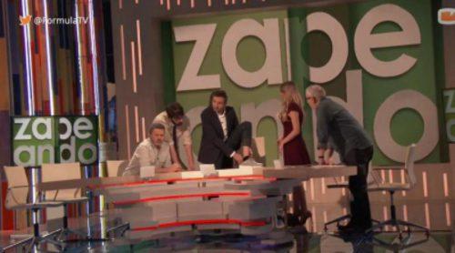 Así se hace 'Zapeando': descubre todo lo que te esconden las cámaras del programa