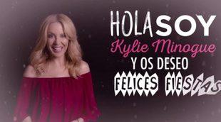 Kylie Minogue pone la banda sonora a Divinity esta Navidad